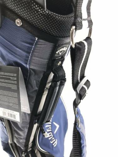 Callaway Golf 2.5 Sunday Divider Carry Golf Bag