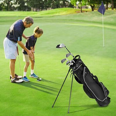 Tangkula Golf Lightweight Organized Golf Easy Carry Shoulder Ba...