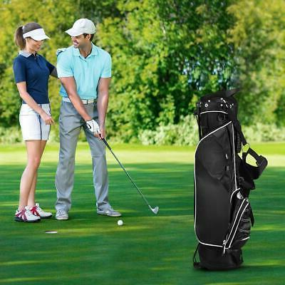 Tangkula Golf Stand Lightweight Easy Carry Ba...