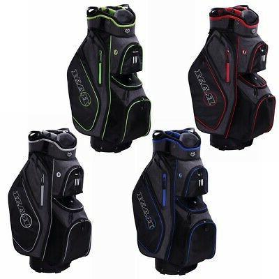 golf tour cart bag with 14 way