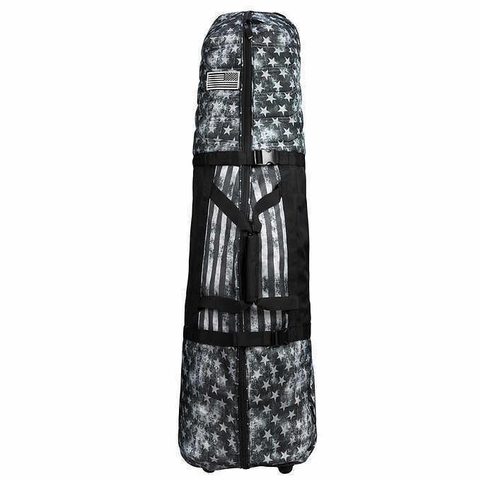 Golf Wheels Soft Stars Stripes Design