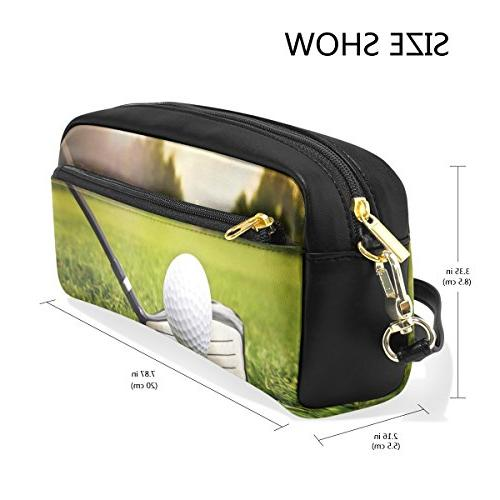 in Grass Pen Case Pouch Case Makeup Cosmetic School Bag