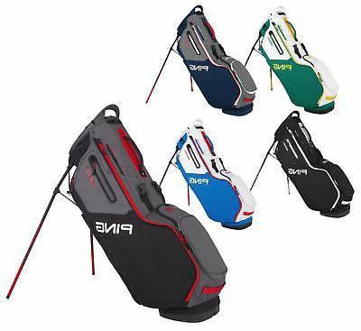hoofer 14 golf stand bags carry bag