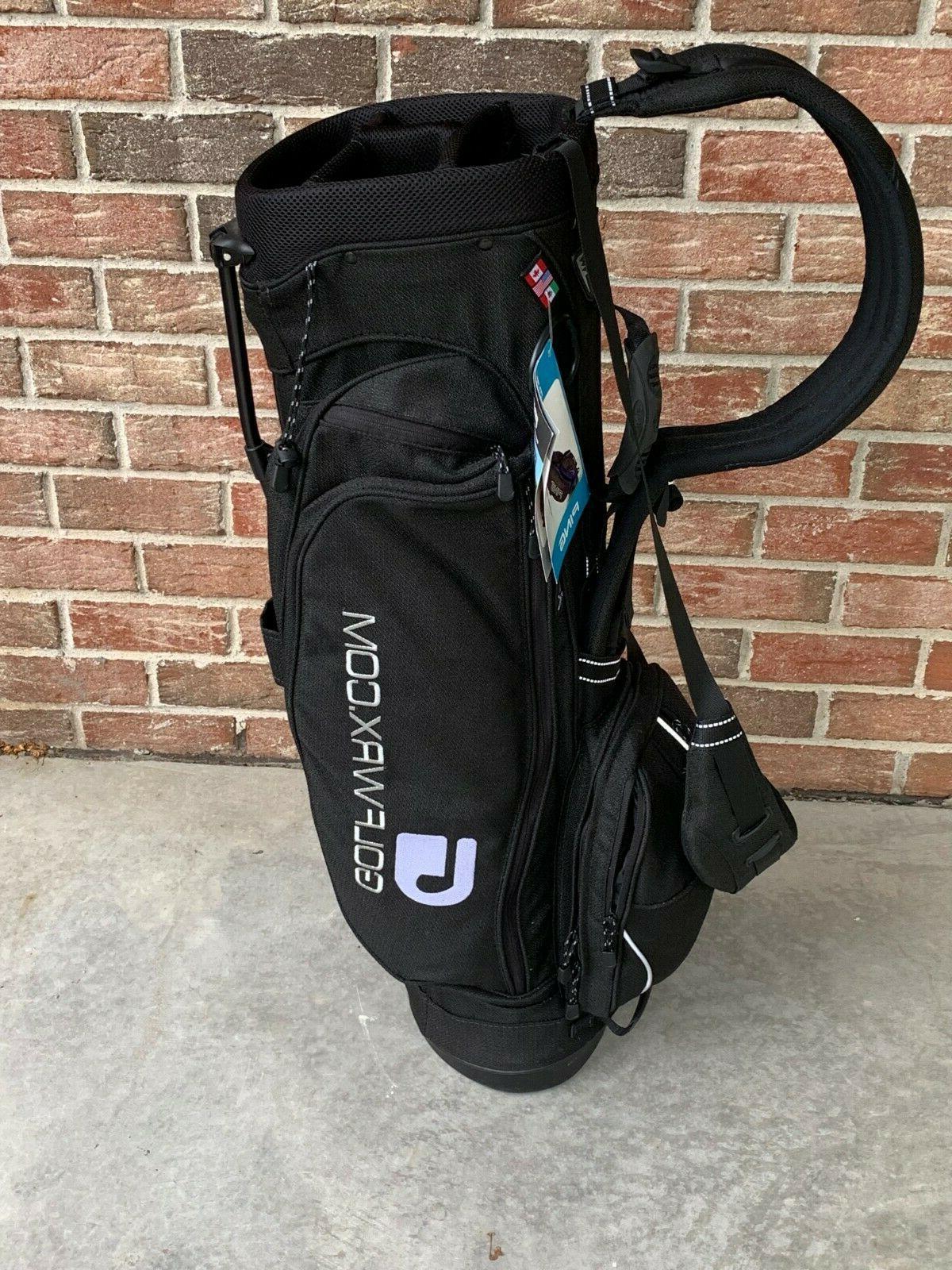 hoofer extreme carry bag brand new golfwrx