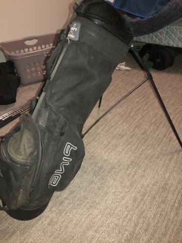hoofer golf stand bag