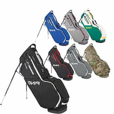 hoofer stand golf bag carry bag 5