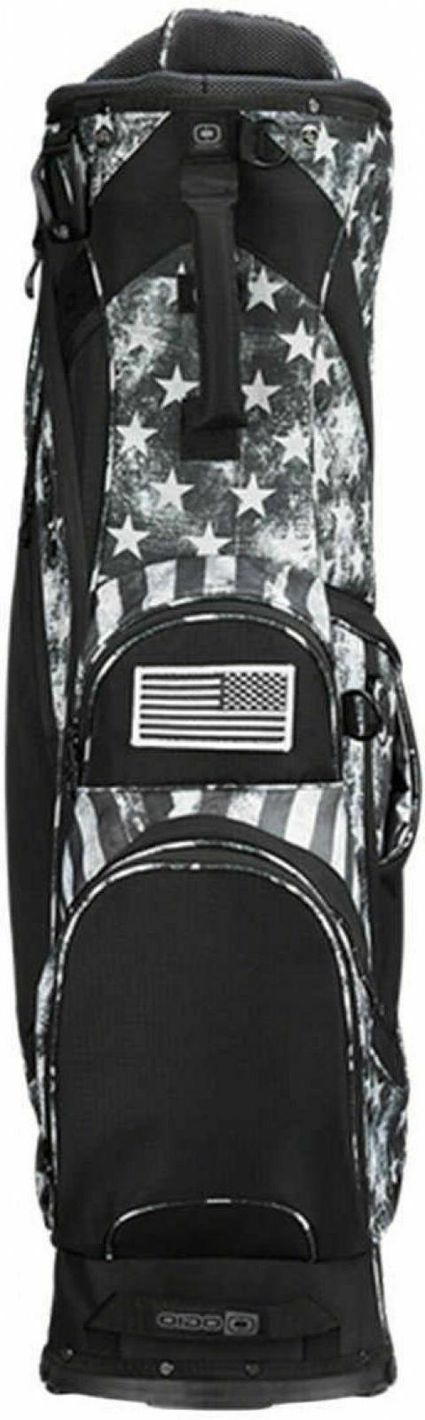 international ops stand bag black