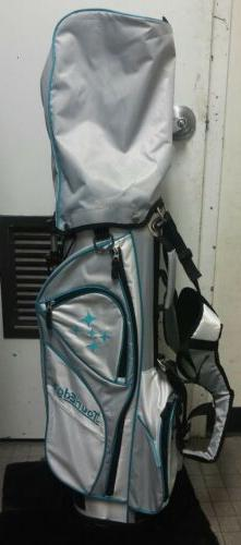 Tour Edge Lady Edge golf bag, with free shipping! READ THE D