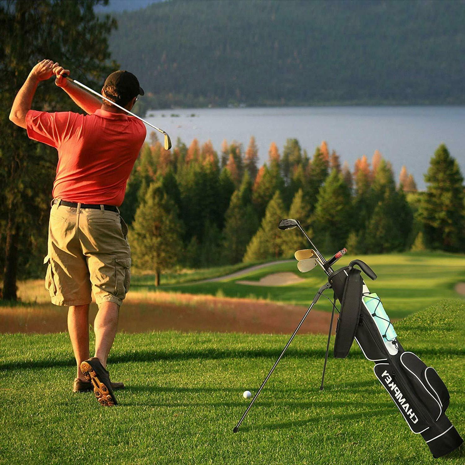 Champkey Bag - Carry & Durable Pitch Golf