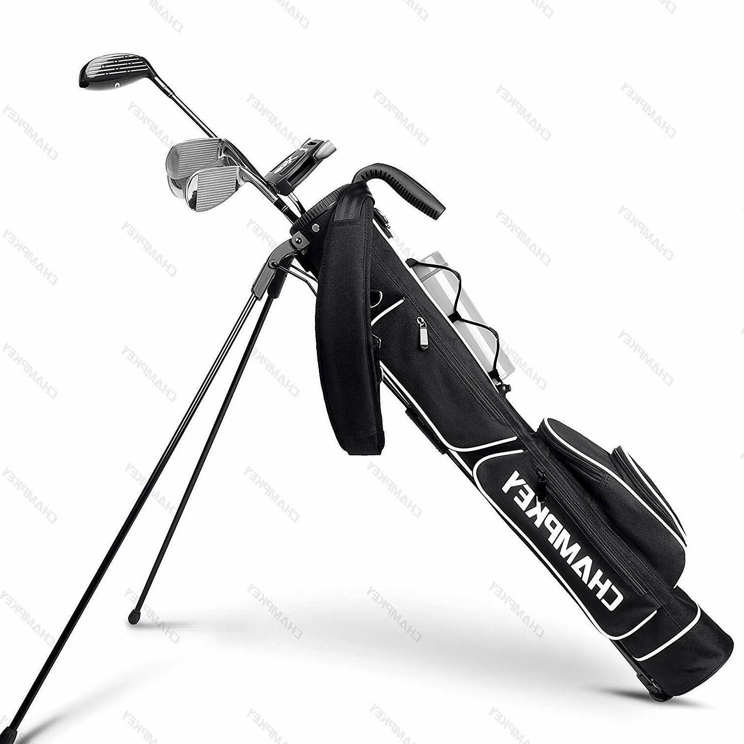 lightweight golf stand bag easy to carry