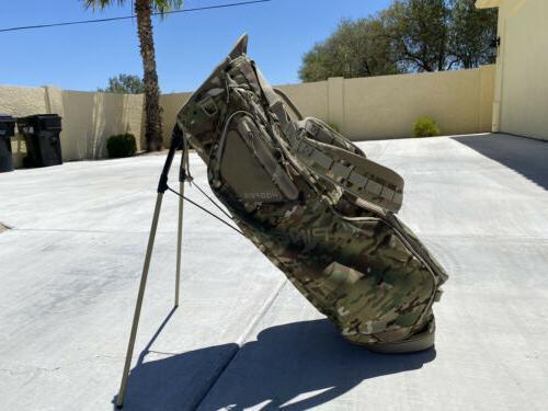 limited edition camp golf bag