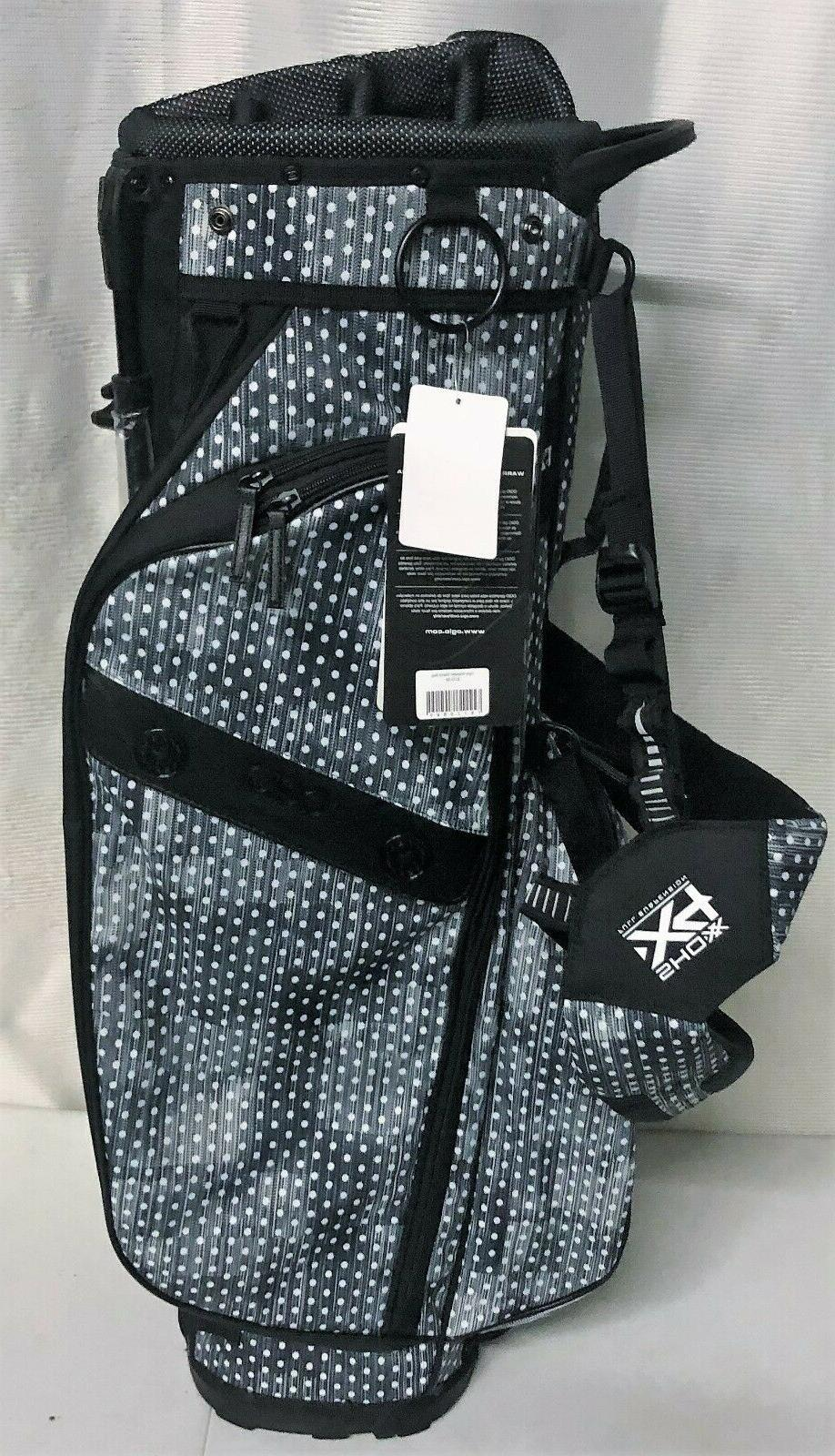 Ogio Majestic Stand - White - New Tags Golf Bag