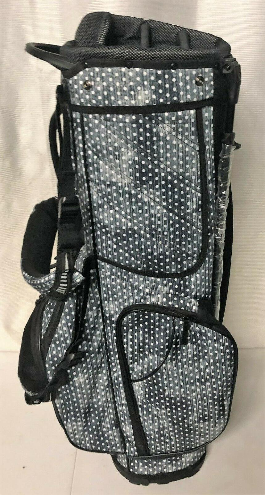 Ogio Majestic Stand Bag - Black New with Golf Bag