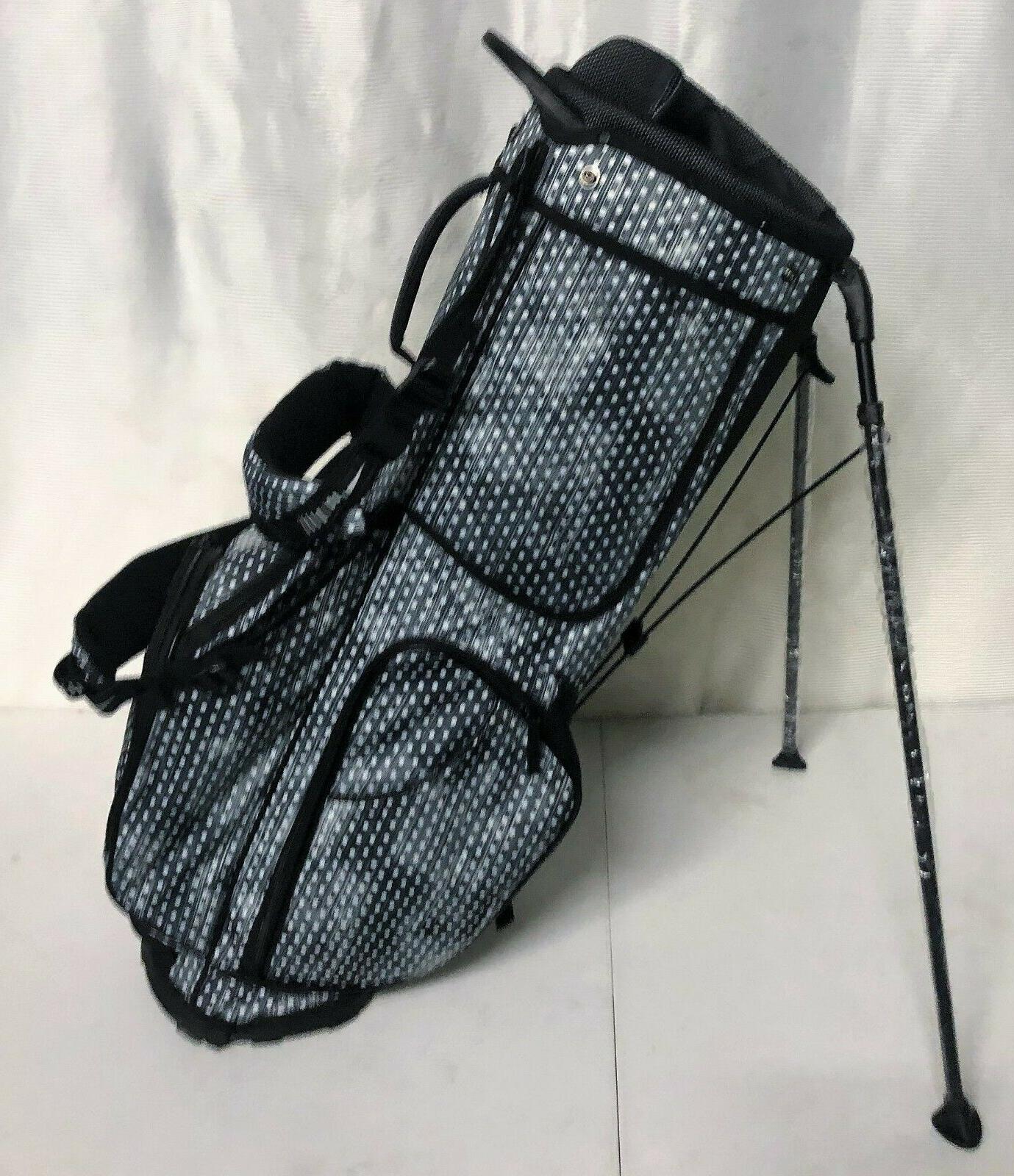 Ogio Bag - White Black New Bag