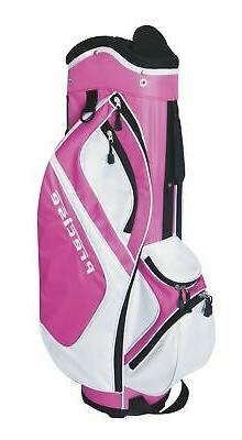 Precise MDXII Ladies 7-Way Divider Lightweight Golf Cart Bag
