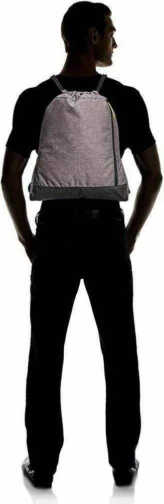 Men's Women's Nike Sport Golf Gym Gray Drawstring Backpack