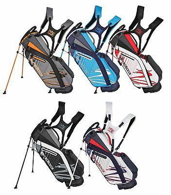 mens ultralight stand golf bag 909402 new