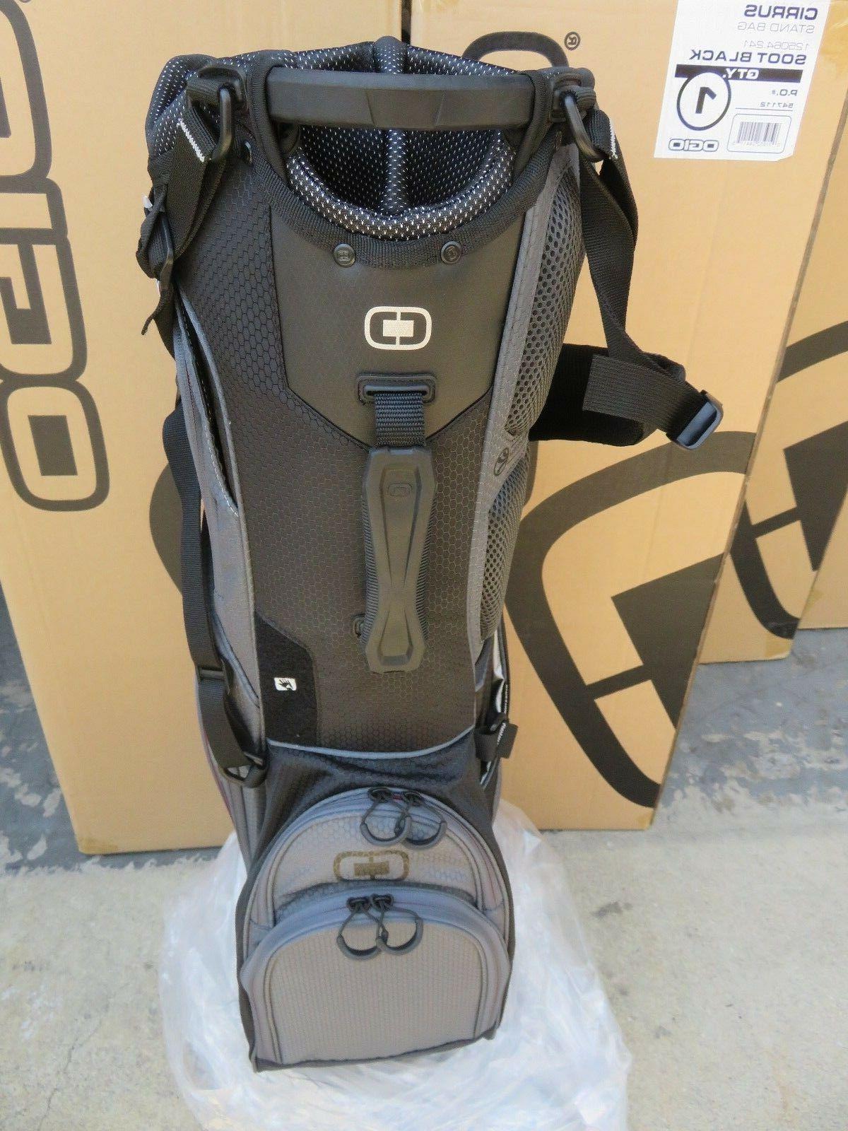 NEW CIRRUS SOOT BLACK Divider / Bag