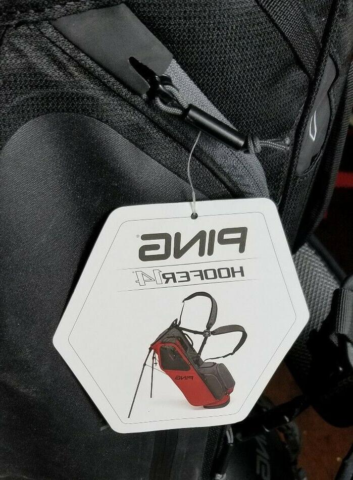 New PING 2018 Bag Black