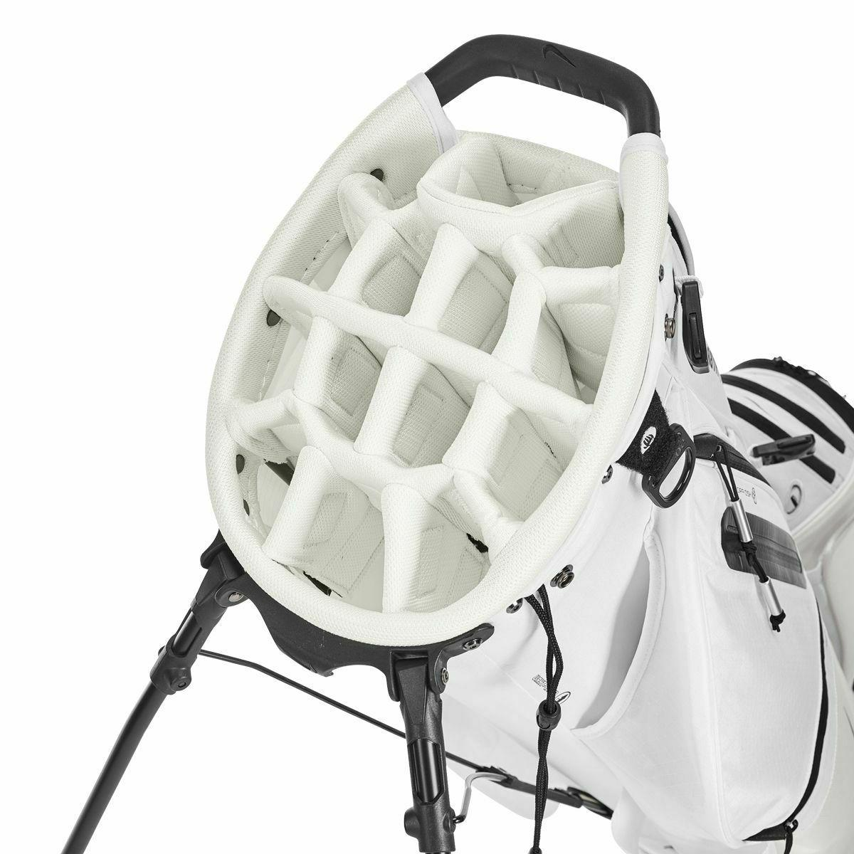NEW 2020 Nike Air Hybrid Cart Golf Bag White/Black SOLD