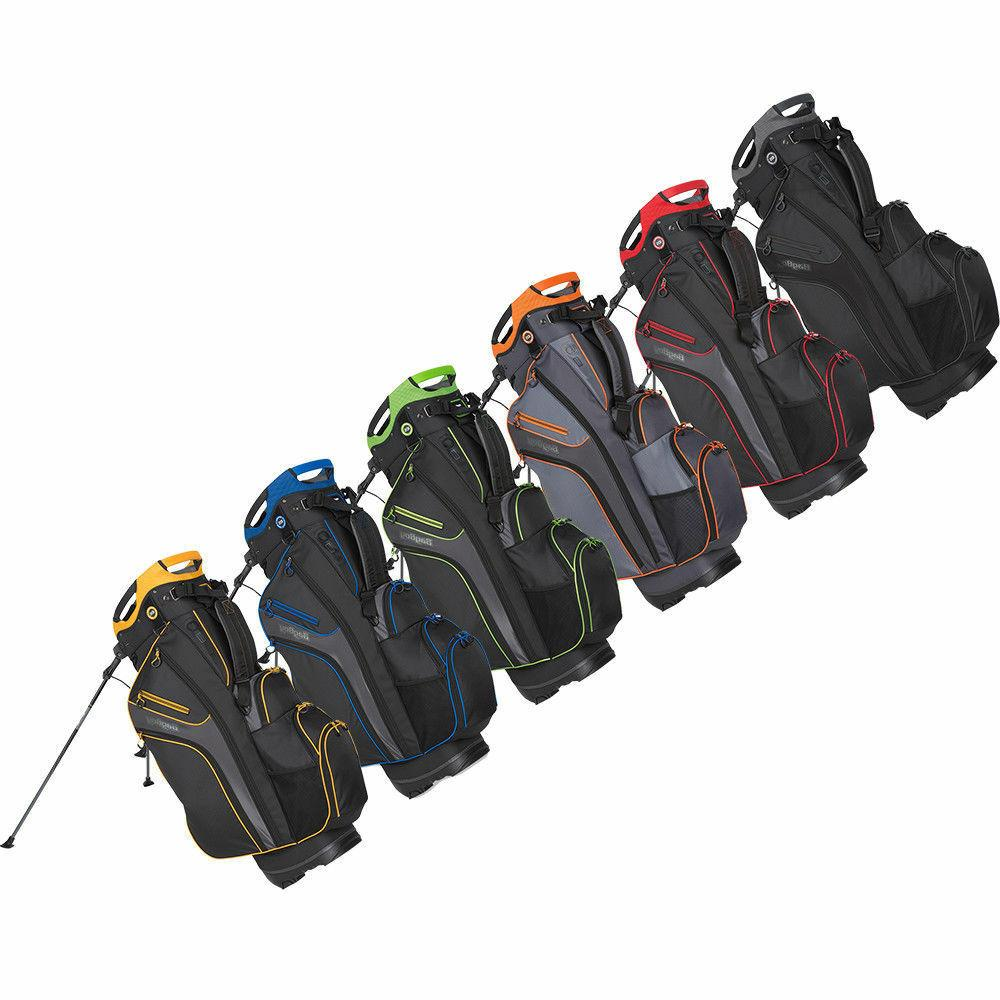 new bagboy chiller hybrid stand golf bag
