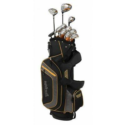 new bazooka 260 complete golf set w