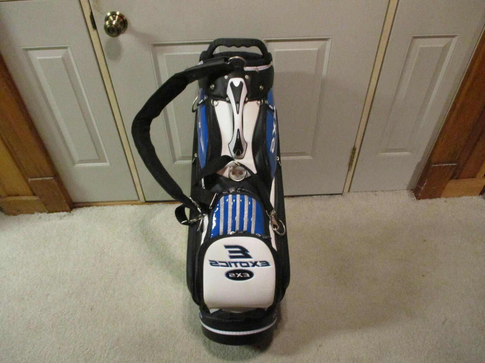 New EXS Bag Blue