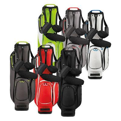 new flextech lite golf bag 4 way