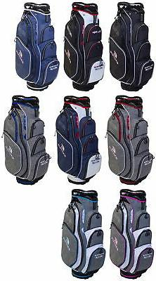 NEW For 2020 Tour Edge Exotics EXS Xtreme Cart Bag 15-Way To