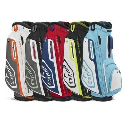 new golf 2020 chev 14 cart bag