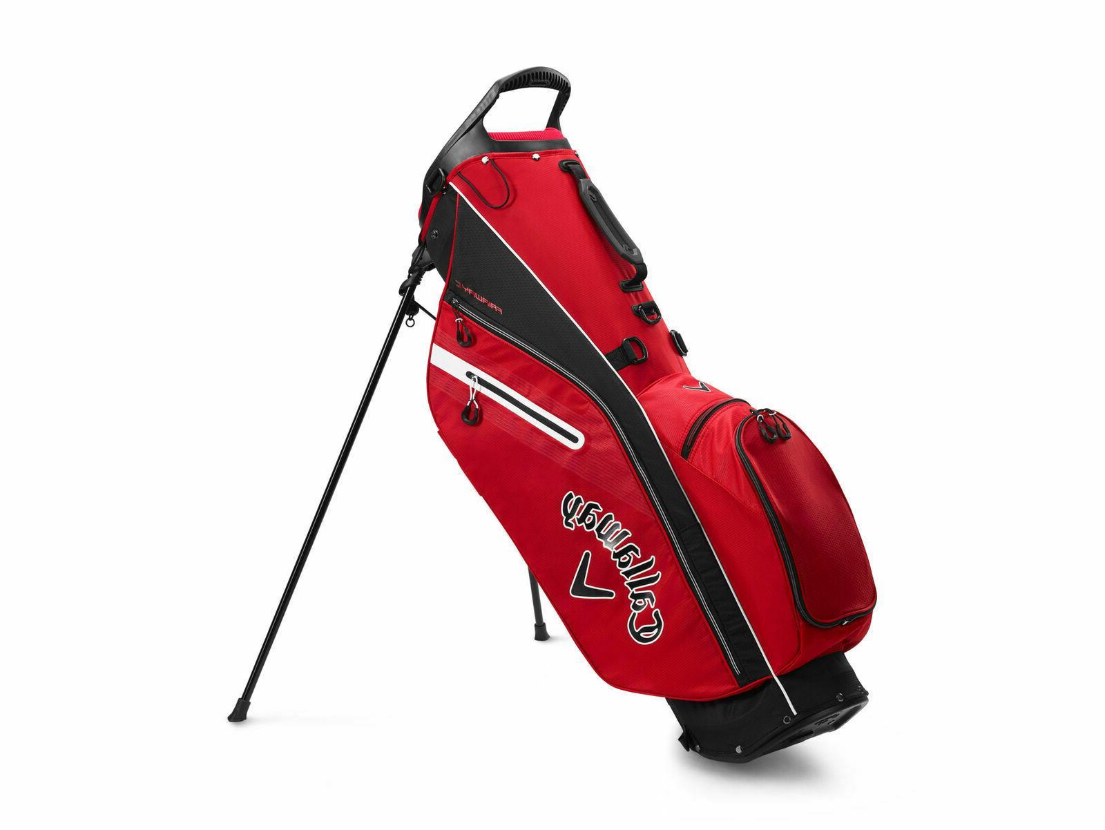 new golf 2020 fairway c stand bag