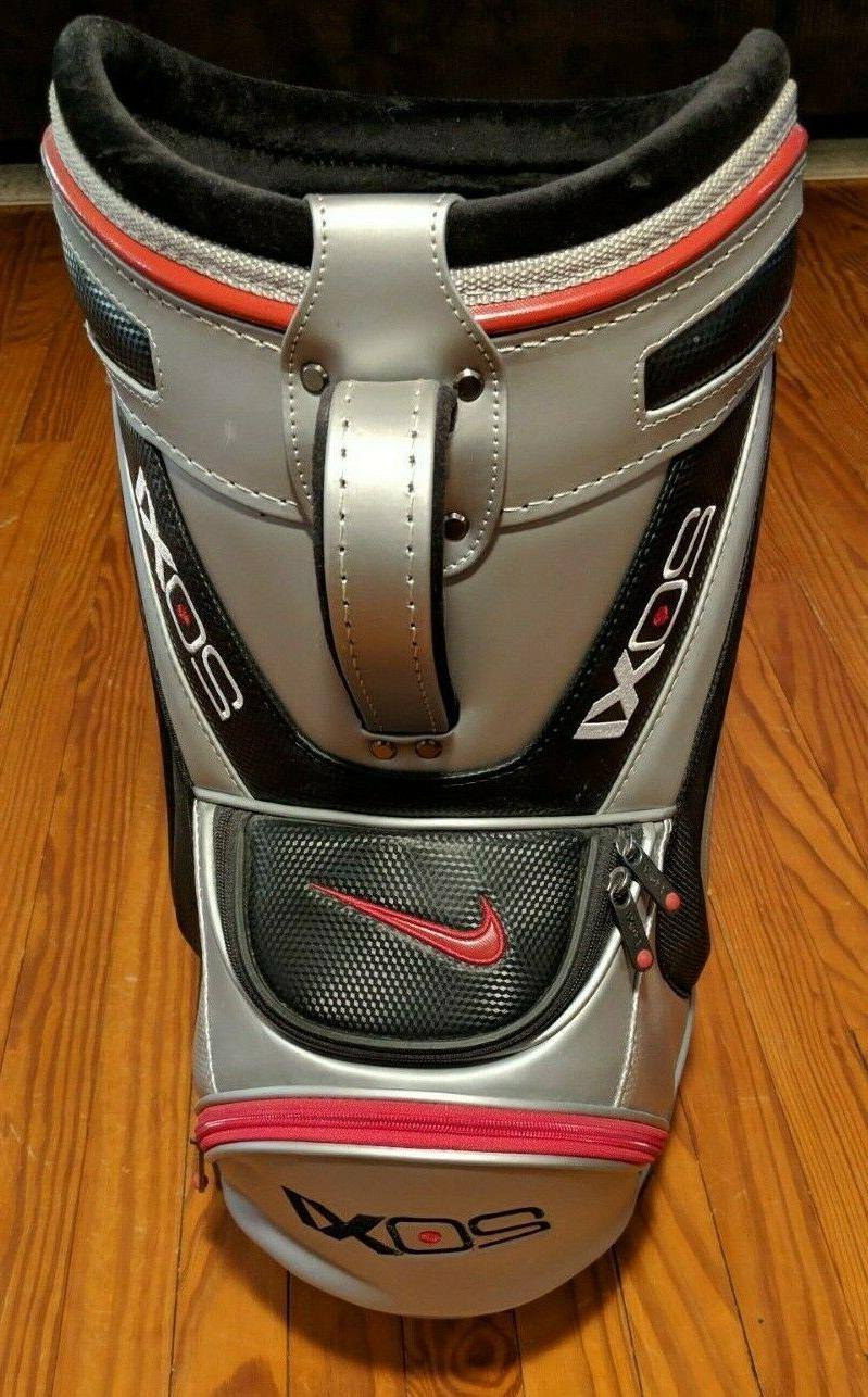 New Golf Mini Range / Den Silver Red