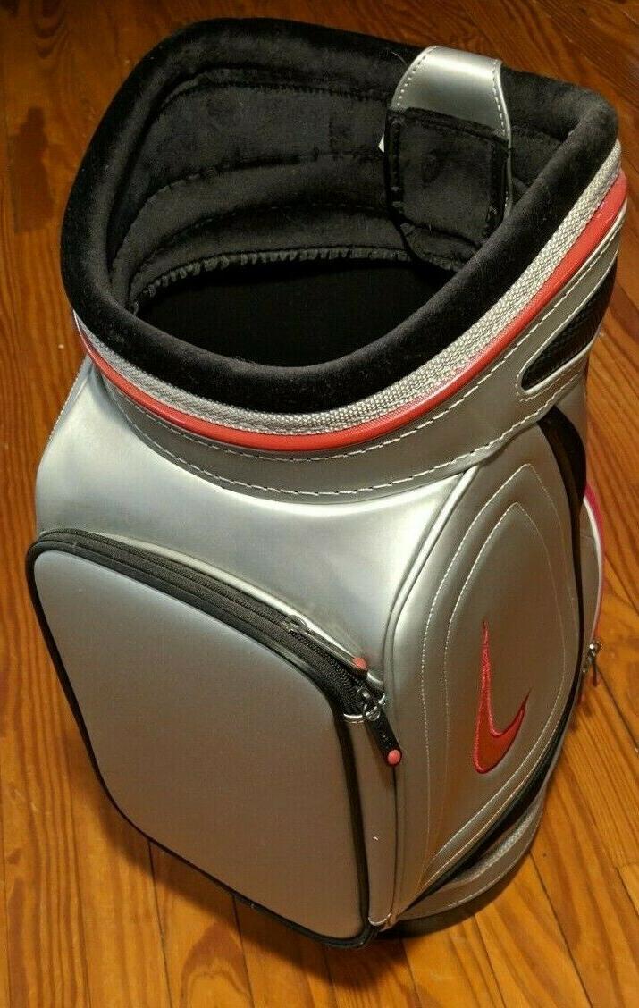 New Golf Mini Den Silver Red / Black