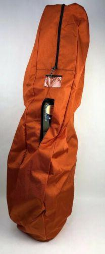 "New Golf Bag Lightweight Travel Dust Cover, Fits 10"" Staff B"