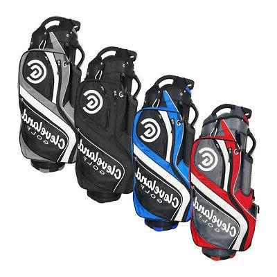 new golf cart bag 14 way divider