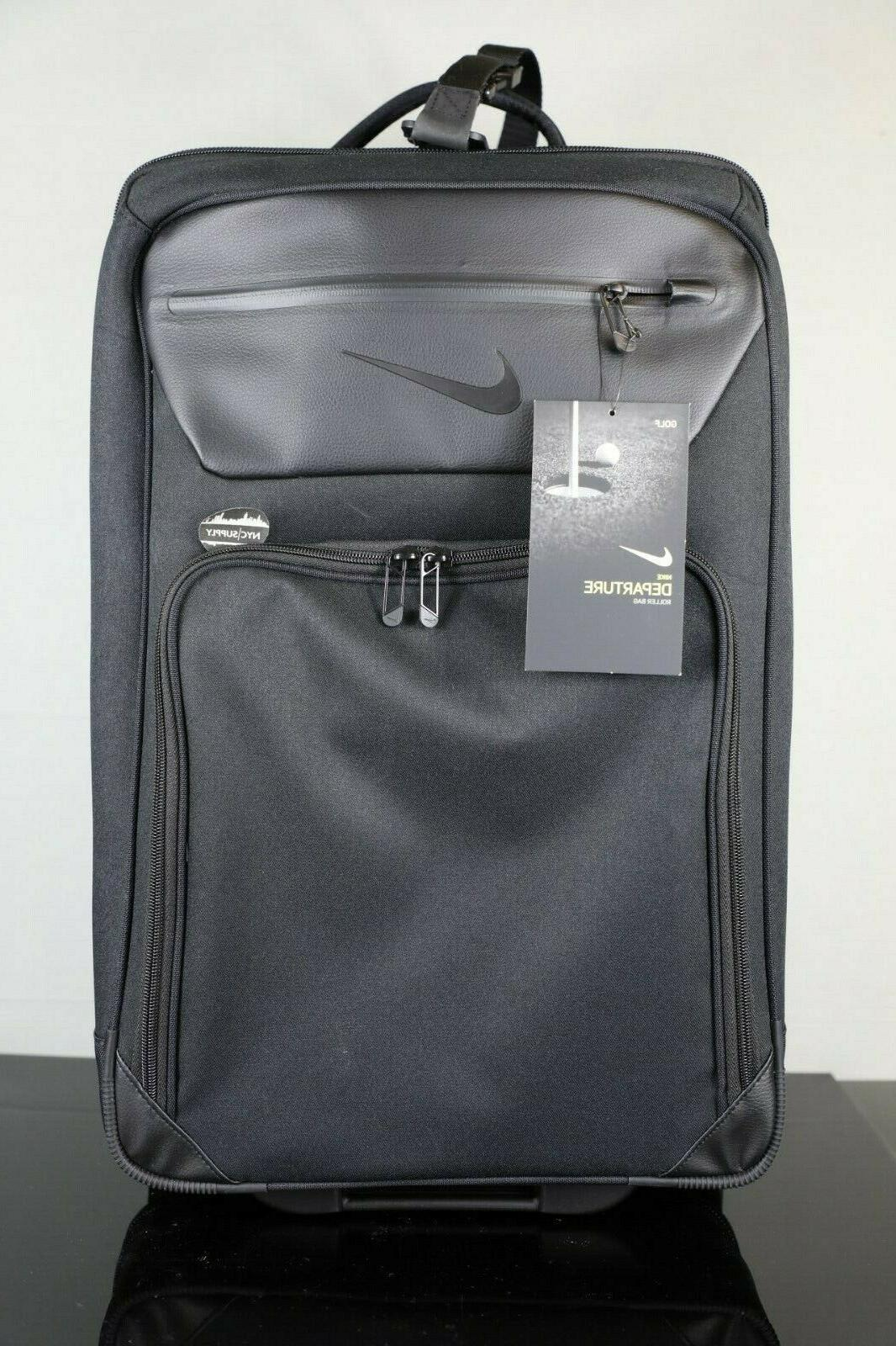 new golf departure roller expandable travel bag