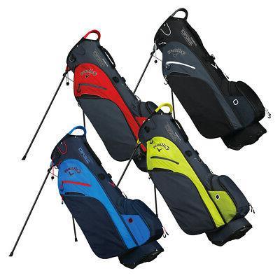 new golf fusion zero stand bag 3