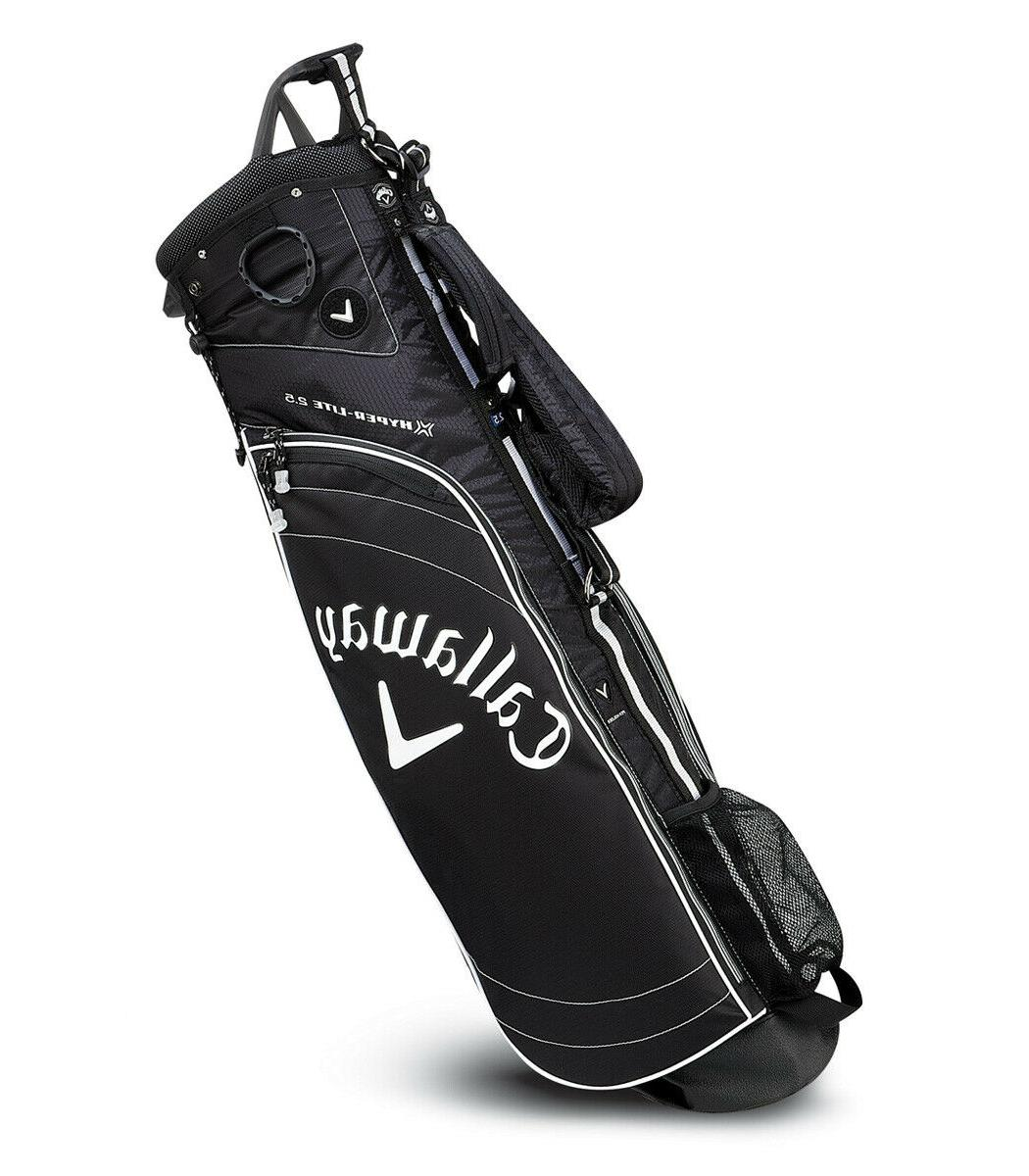 new golf hyper lite 2 5 carry
