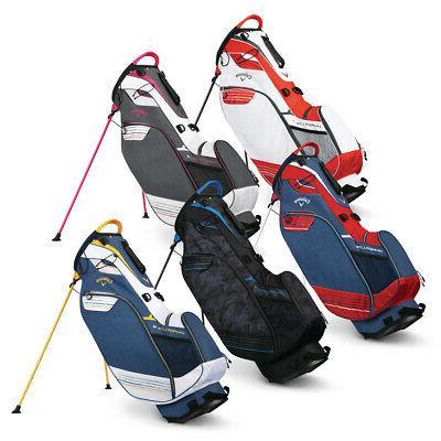 new golf hyper lite 3 double strap