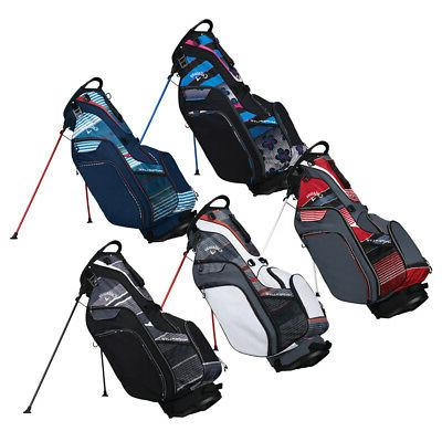 new golf hyper lite 5 stand bag