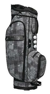 New Ogio Golf- Ladies 2018 Majestic Cart Bag Polka Dot