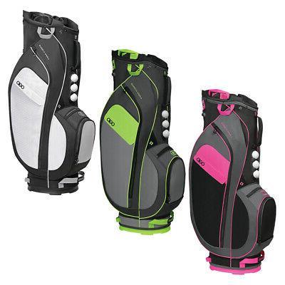 new golf lady cirrus cart bag lightweight