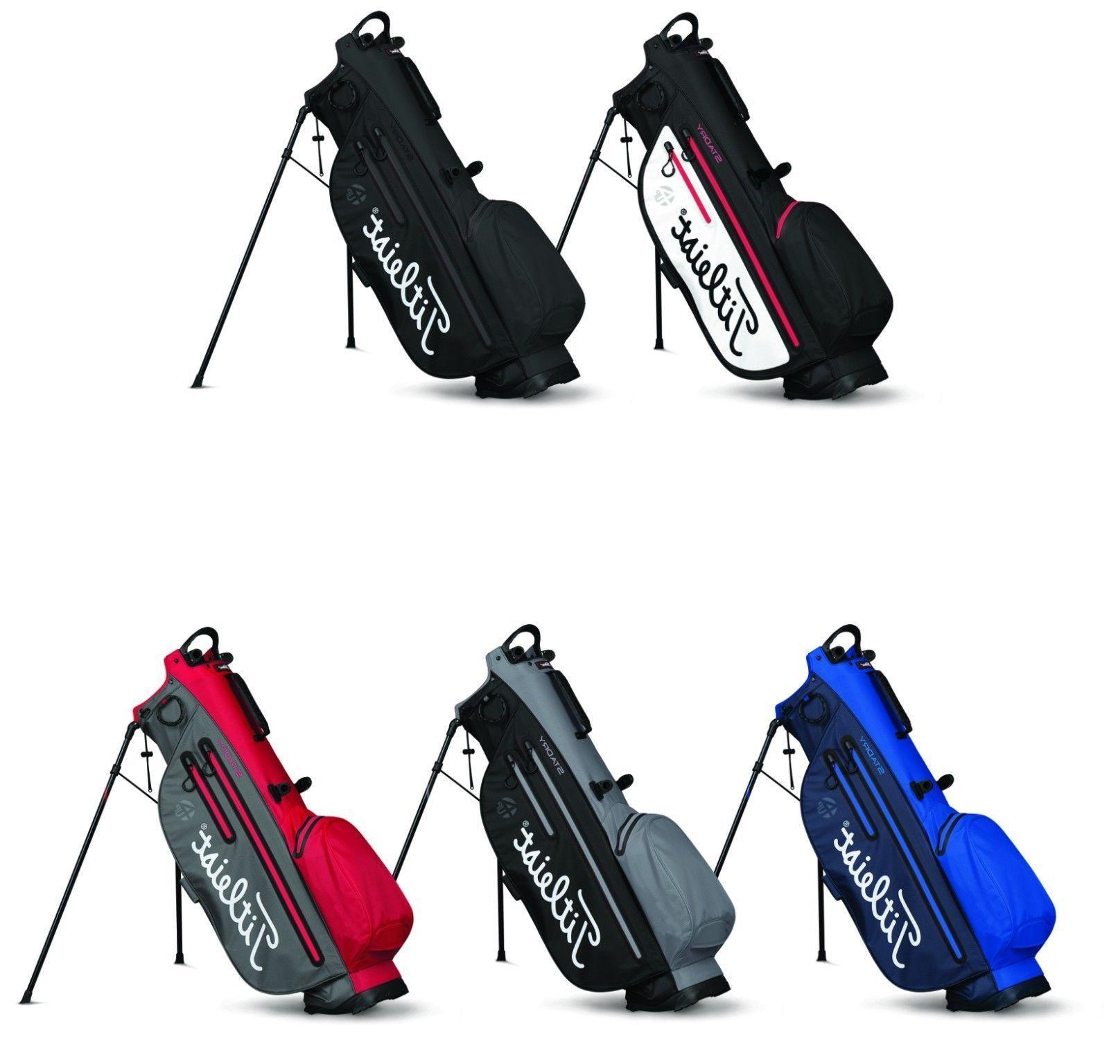 new golf players 4up stadry stand golf