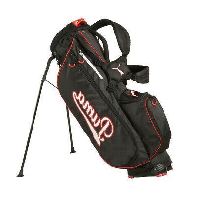 new golf superlite stand bag 4 way