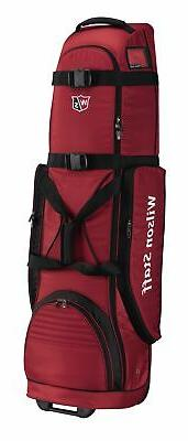 New Wilson Golf- Tour Travel Cover Bag
