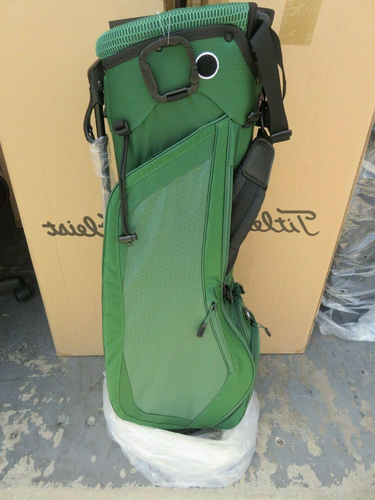 NEW GREEN Light Bag Way Light Stand