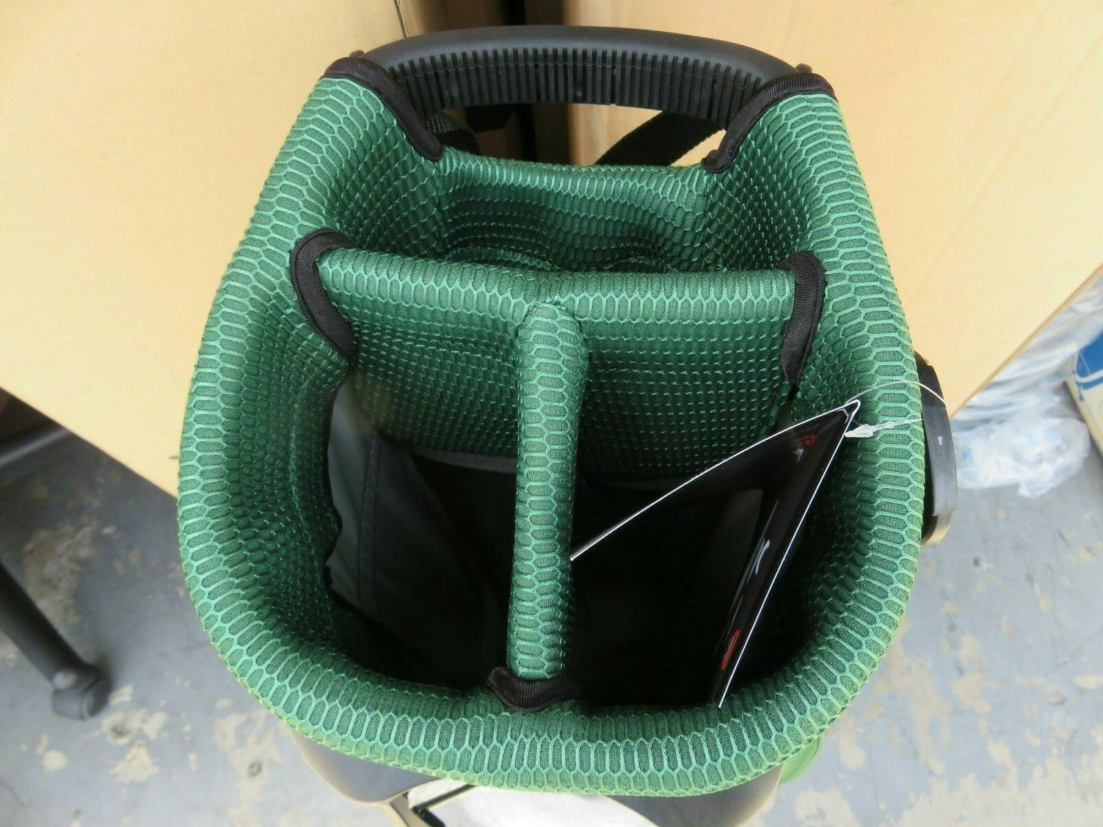 NEW Titleist GREEN Light TB4SS1 Bag Way Stand -