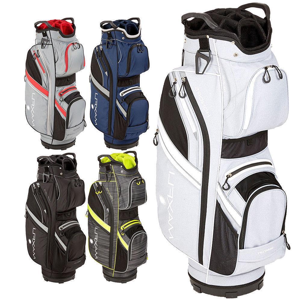 new honors golf cart bag 14 way
