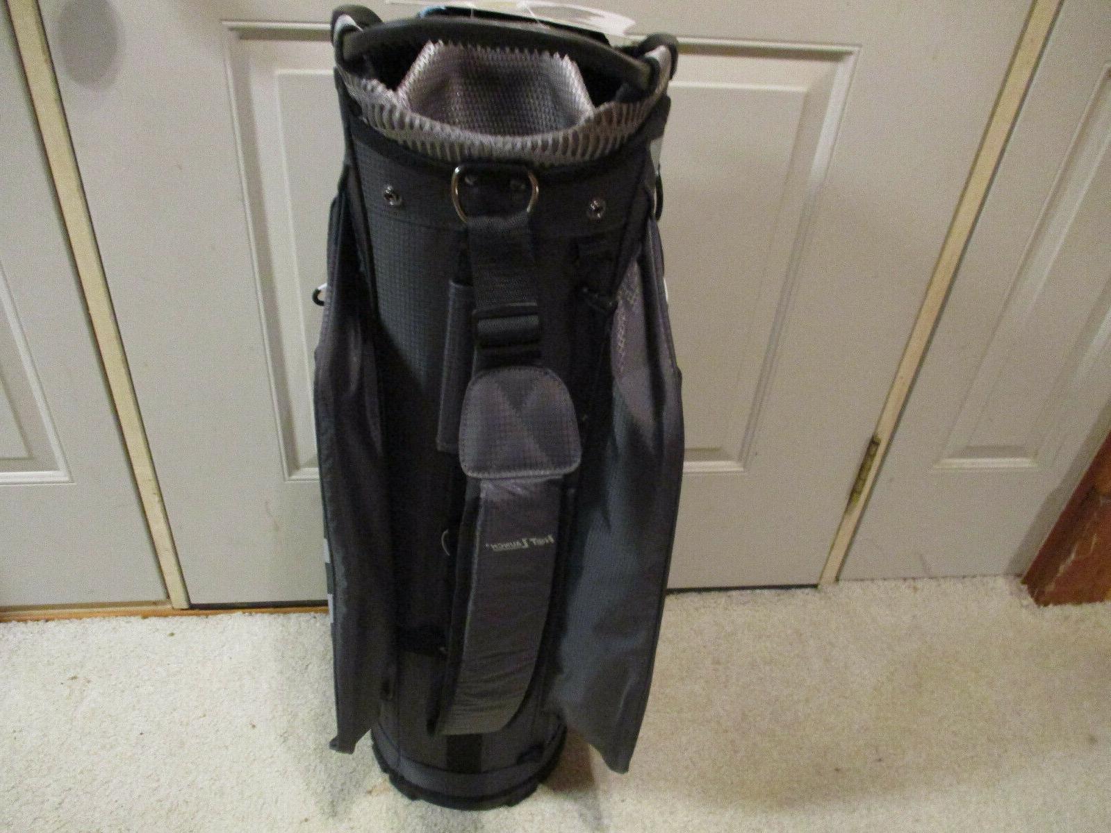 New Hot Cart Bag-Silver Blue Black