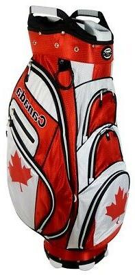 New Hot-Z Golf 2018 Flag Cart Bag Canada